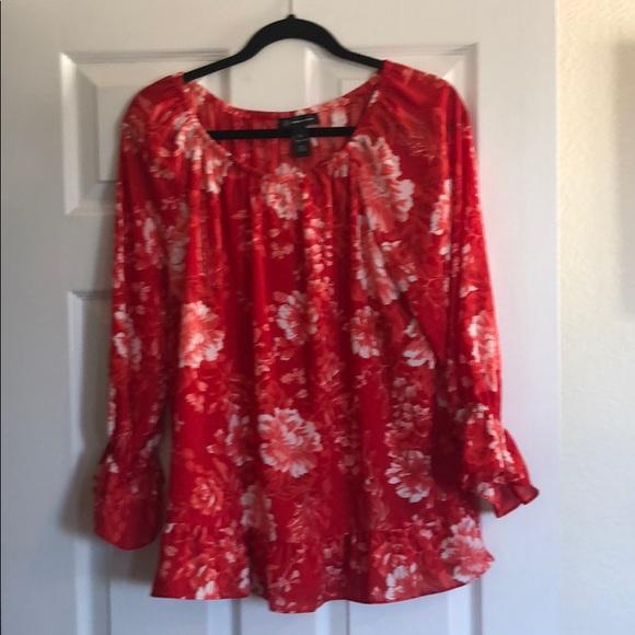 INC International Concepts Tops - Inc xl blouse